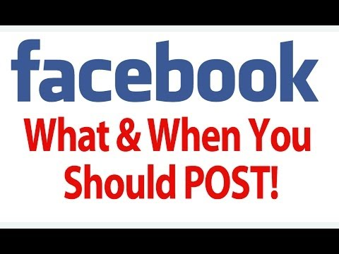 What Should I Post On My Facebook Fan Page For My Photography Business?
