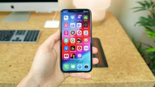 Best Features of iOS 12 On iPhone X!