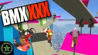 Things to Do In GTA V - BMX Triple X