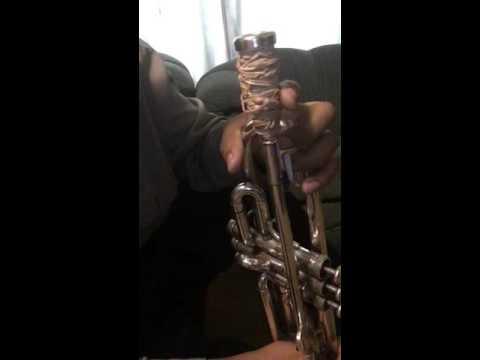 I Broke my trumpet!!!!!