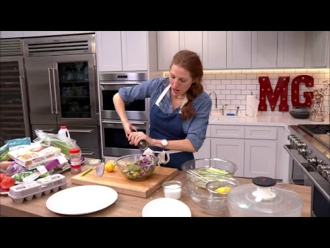 Real Simple Cooking School: Frozen Food Freestyle