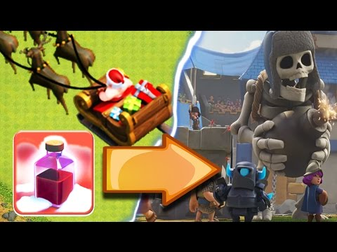 SANTA SPELL, NEW TROOPS, TOURNAMENTS | DECEMBER UPDATE 2016 WISHLIST | Clash Of Clans