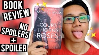A COURT OF THORNS AND ROSES by Sarah J Maas | BOOK REVIEW | Booktube Indonesia