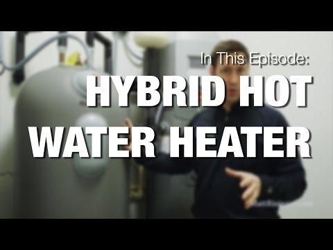 1 Rheem Marathon + 1 Rheem Heat Pump Water Heater = Efficiency & Volume