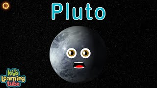 Pluto/Dwarf Planet Pluto/Pluto Song