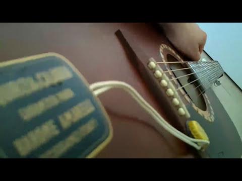 DIY Acoustic 2$ Guitar Pickup w Sound Demo