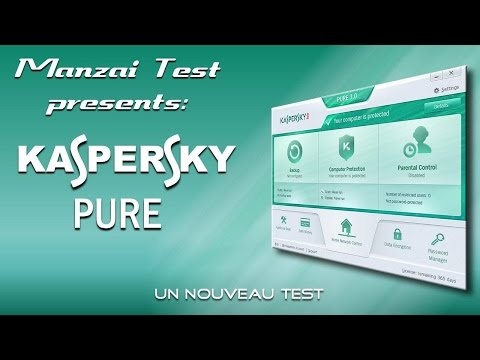 [Test Musical] Kaspersky Pure v3.0