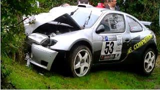 Rallye de Lisieux 2015 Big Crash & Show 2015 By FloRallye
