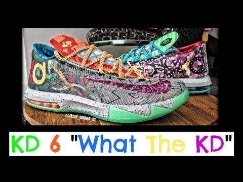 Nike KD 6 VI