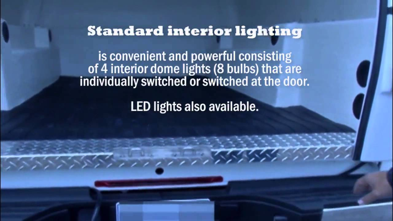 Utility truck beds fiber glass | Mory Inc.