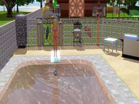 Sims 3 Making a Big Splash!