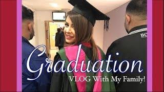 Meet the Family (Graduation VLOG)   Browngirlproblems1