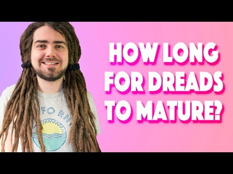 How Long Does It Take For Dreads To Mature?