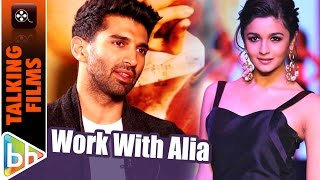 I Would LOVE To Work With Alia Bhatt | Aditya Roy Kapur