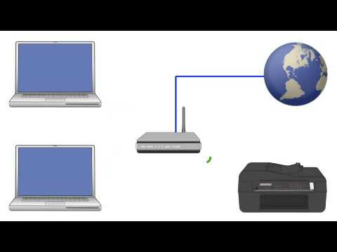 Epson Stylus NX230 | Wireless Setup Using a Temporary USB Connection