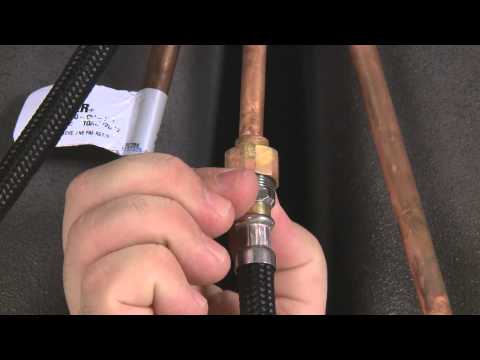 How to Replace a Hose in Your Pullout Kitchen Faucet