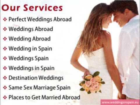 Spain Wedding | Wedding Abroad