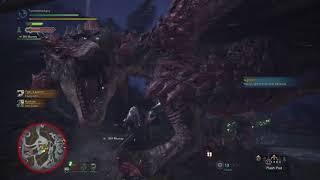 Crashing The Party (Monster Hunter World)