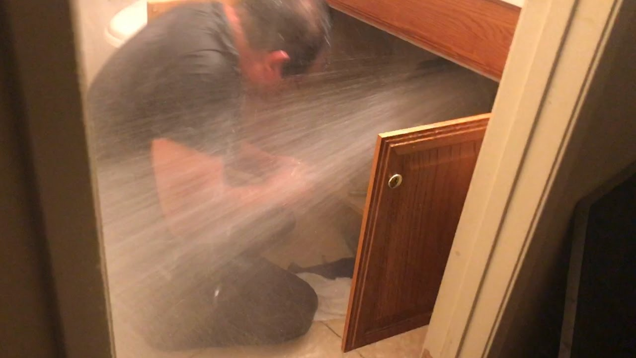 Plumber Causes Major Flood In Apartment