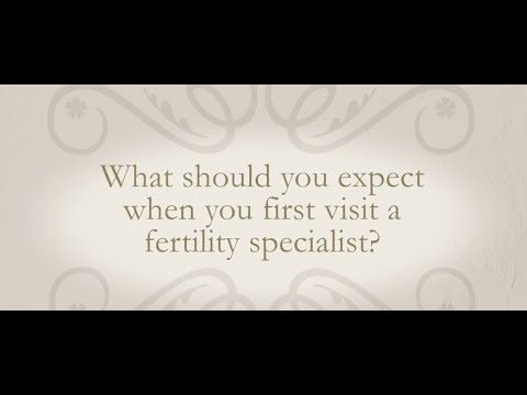 What to expect from your first visit to a fertility specialist?