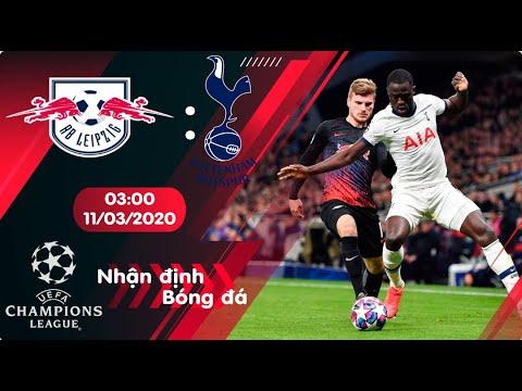 🔴Nhận định, soi kèo RB Leipzig vs Tottenham 03h00 ngày 11/3/2020 - vòng 1/8 Champions League 2019/20