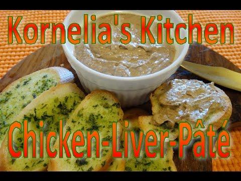 Chicken Liver Pâté Video