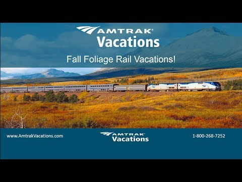 Fall Foliage Rail Vacations (7.19.17)