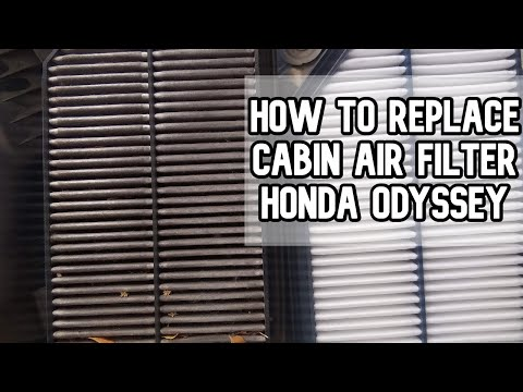 How to replace the cabin filter in your car DIY video