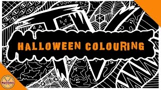 👻  AWESOMENESSTV HALLOWEEN COLOURING PAGE! 👻 (Megs Creations)