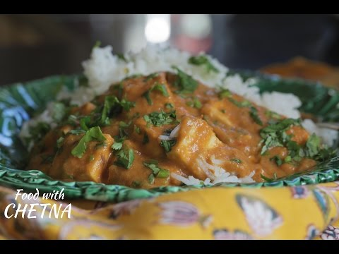 Best ever Coconut Paneer Curry!