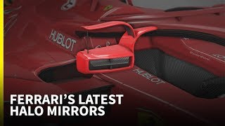 The latest changes to Ferrari