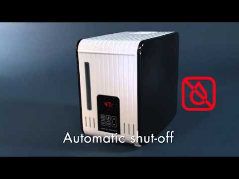 NEW Steam Humidifier AIR-O-SWISS S450: Operation Video
