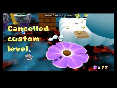 Super Mario Galaxy 2 - Custom Level - (No name) - CANCELLED!