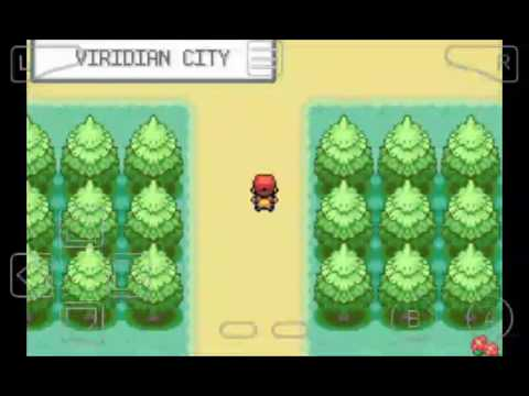 Pokemon fire red #1 charmander,squirtle ou bulbasaur?!