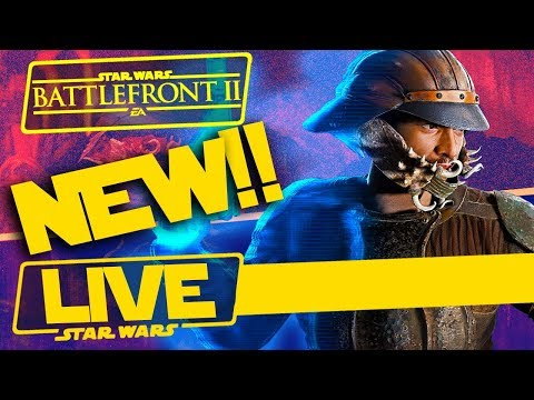 Jabba's Skiff Guard Lando! - Star Wars Battlefront II