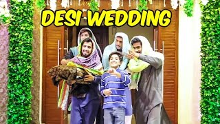 Desi Wedding By Peshori Vines Official