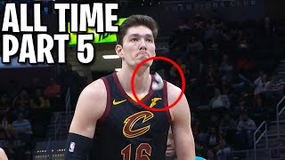 NBA Funny Moments and Bloopers of All Time - Part 5