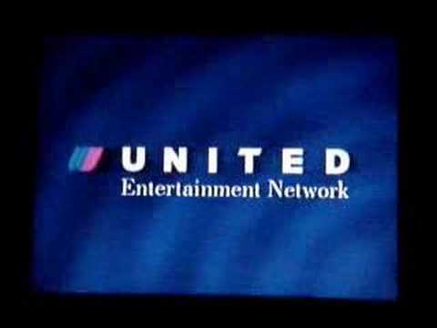 United Airlines Entertainment Network