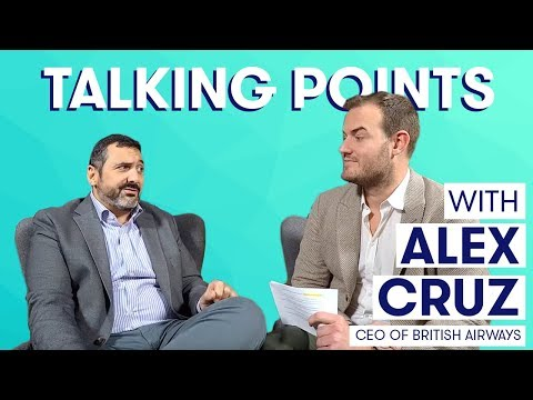 Talking Avios, Fleet Plans and More with British Airways CEO Alex Cruz