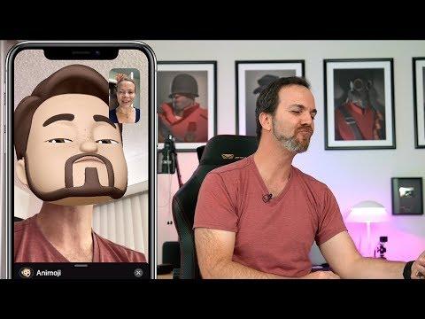 Can't Stop Laughing At Memoji — iOS 12 Beta 1 Review [4K]