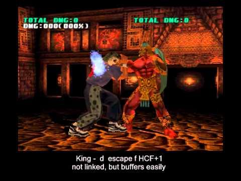 Tekken 3 move list for pc