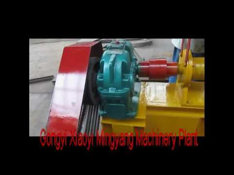 small floating fish feed extruder machine pellet food making machine