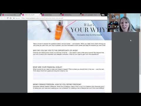 Avon New Representative Kickstart Opportunity and Tips