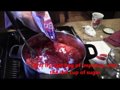Red Hot Applesauce Recipe How-To