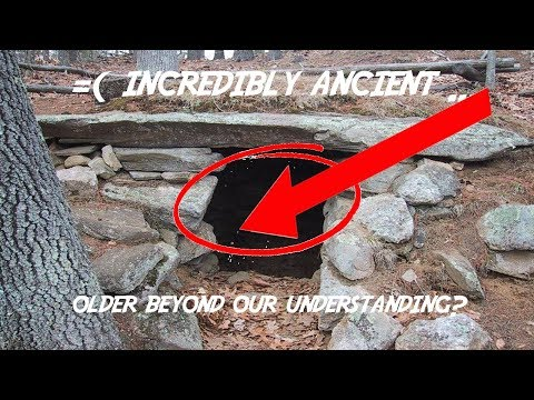 NY State, 'Colonial Root Cellars', just aren't! Over Ten Thousand Years old!?