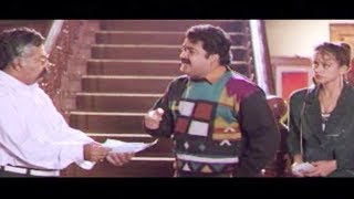 MINNARAM | Malayalam Comedy Full Movie | Mohanlal | Jagathy | Shobana