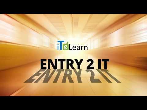 Entry 2 IT  -  ITeLearn