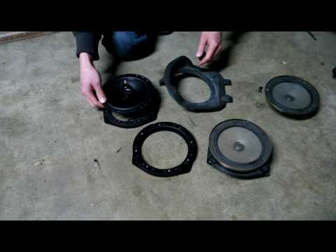 How to upgrade your speakers for Acura Integra