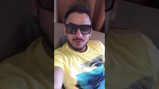 Milind gaba funny video