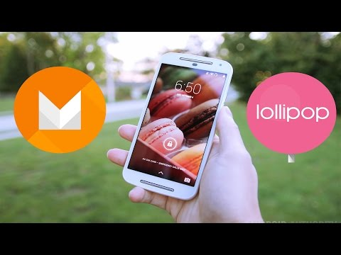 Downgrading from Marshmallow to Lollipop on Moto G 2014(2nd generation)